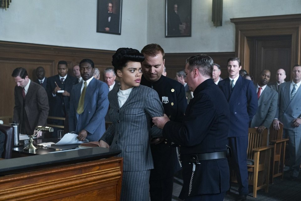 Los Estados Unidos contra Billie Holiday, fotograma 10 de 10