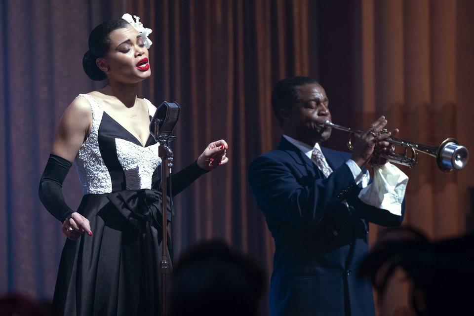 Los Estados Unidos contra Billie Holiday, fotograma 1 de 10