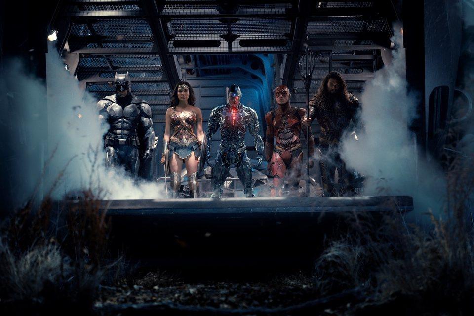 La Liga de la Justicia de Zack Snyder, fotograma 3 de 15
