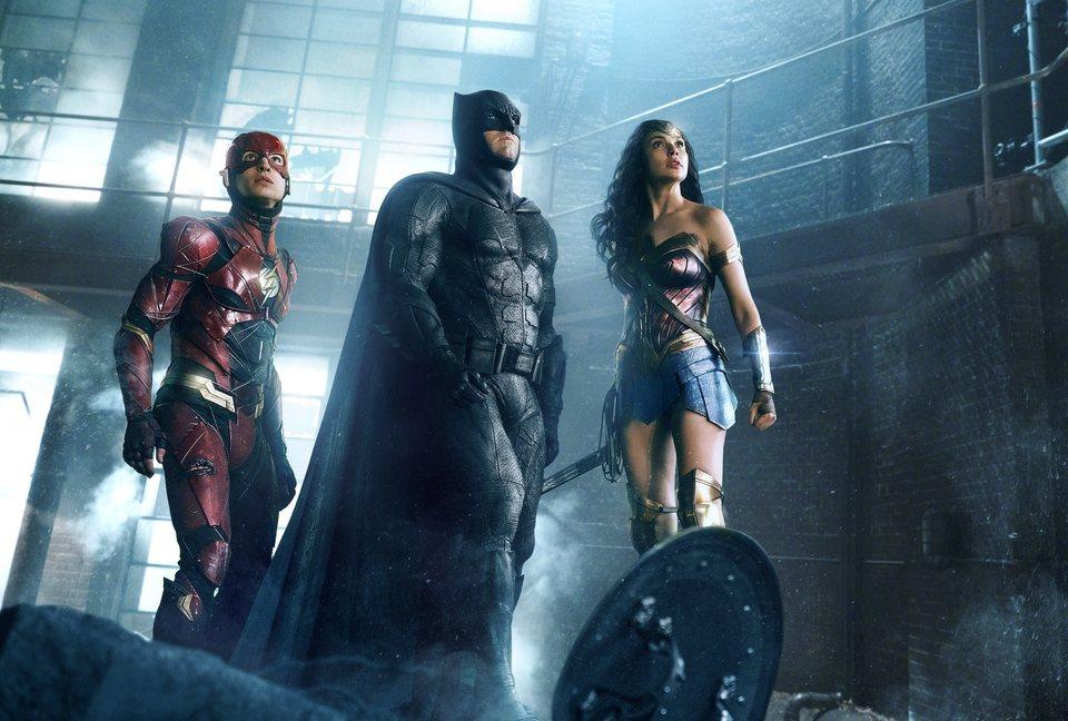 La Liga de la Justicia de Zack Snyder, fotograma 2 de 15