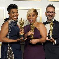 Mia Neal, Jamika Wilson y Sergio López-Rivera, ganadores del Oscar 2021 al mejor maquillaje