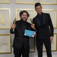 Michael Govier y Will McCormack, ganadores del Oscar 2021 al mejor corto de animación