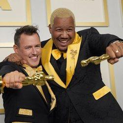 Martin Desmond Roe y Travon Free, ganadores del Oscar 2021 al mejor corto de ficción
