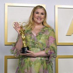 Emerald Fennell ganadora del Oscar 2021 a al Mejor Guion Original por 'Una joven prometedora'
