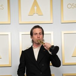 Mikkel E. G. Nielsen ganador del Oscar 2021 al Mejor montaje por 'Sound of Metal'