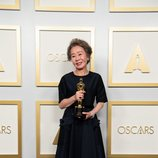 Youn Yuh-Jung ganadora del Oscar 2021 a la Mejor actriz secundaria por 'Minari'