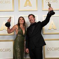 Pippa Erlich y James Reed ganadores del Oscar 2021 al Mejor documental