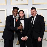 Jon Batiste, Trent Reznor y Atticus Ross ganadores del Oscar 2021 a la Mejor banda sonora