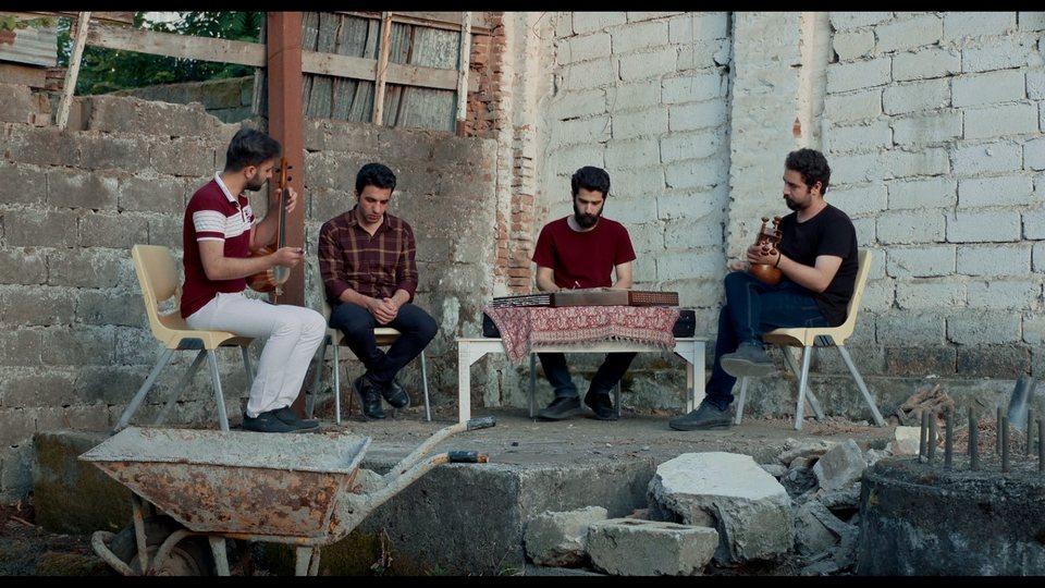 Un blues para Teherán, fotograma 7 de 10