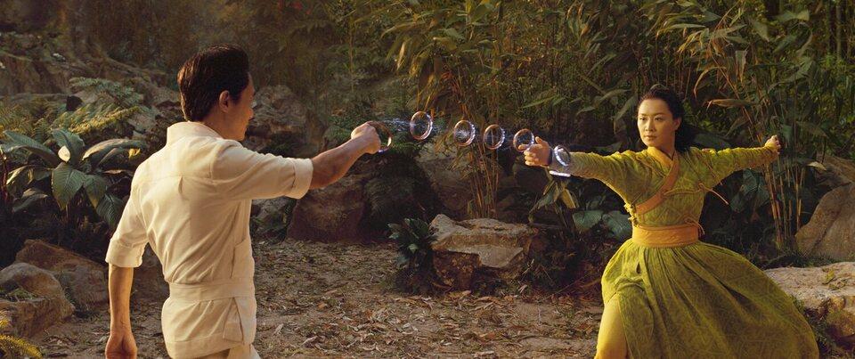 Shang-Chi y la leyenda de los diez anillos, fotograma 5 de 10