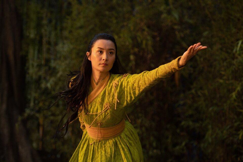 Shang-Chi y la leyenda de los diez anillos, fotograma 1 de 10