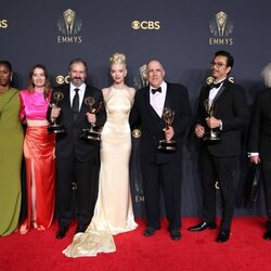 'Gambito de dama', ganadora del Emmy 2021 a la mejor miniserie