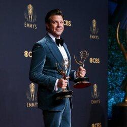 Jason Sudeikis, ganador del Emmy 2021 al mejor actor de una serie de comedia
