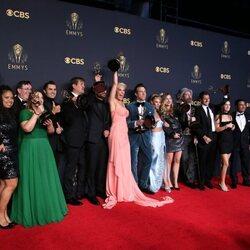 'Ted Lasso', ganadora del Emmy 2021 a la mejor serie de comedia