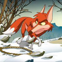 Barriola, el zorro ladrón