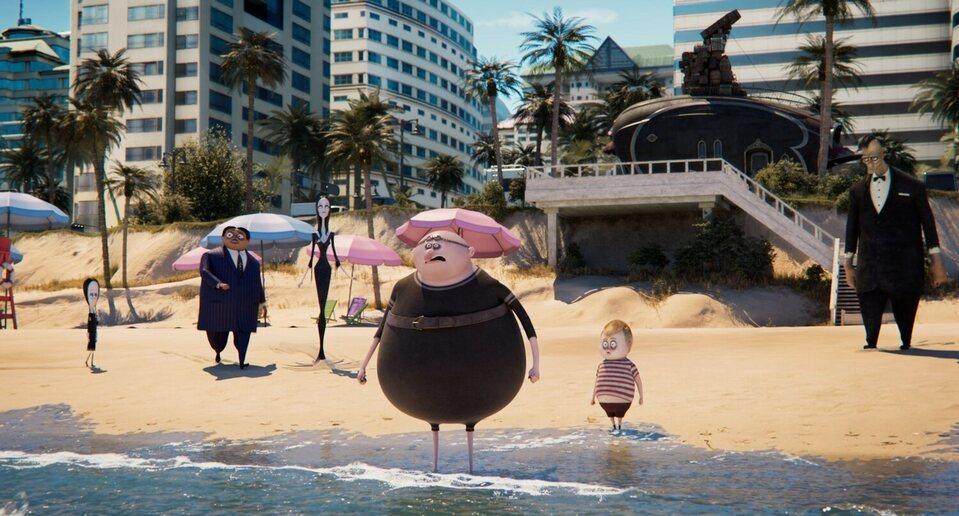 La familia Addams 2: La gran escapada, fotograma 4 de 10