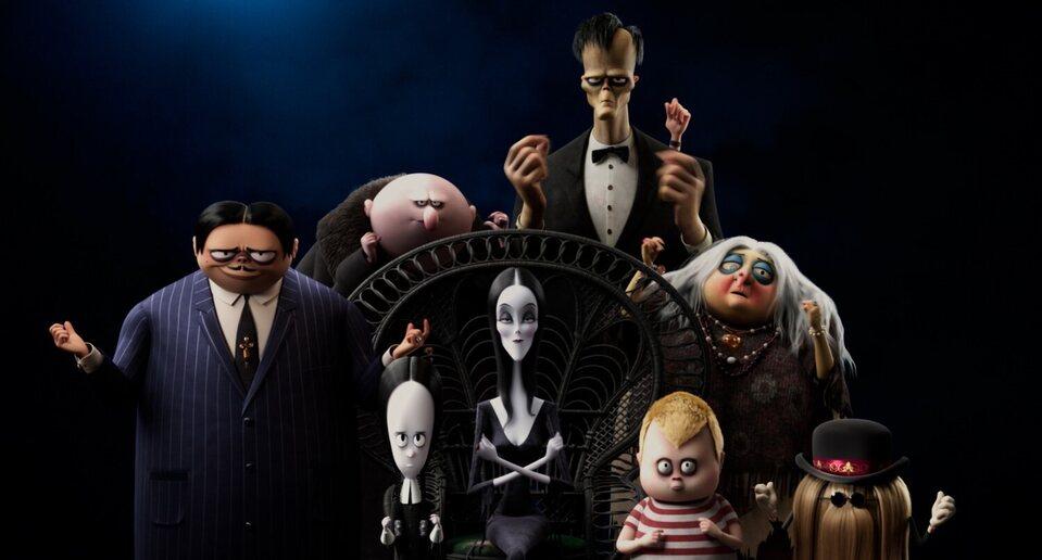 La familia Addams 2: La gran escapada, fotograma 1 de 10
