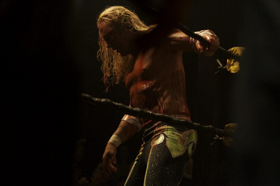 El luchador, fotograma 1 de 28