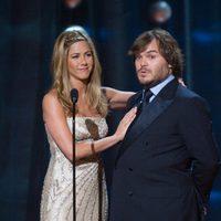 Jennifer Aniston y Jack Black