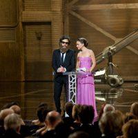Ben Stiller y Natalie Portman