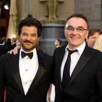 Danny Boyle y Anil Kapoor