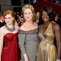 Amy Adams, Meryl Streep  y Viola Davis
