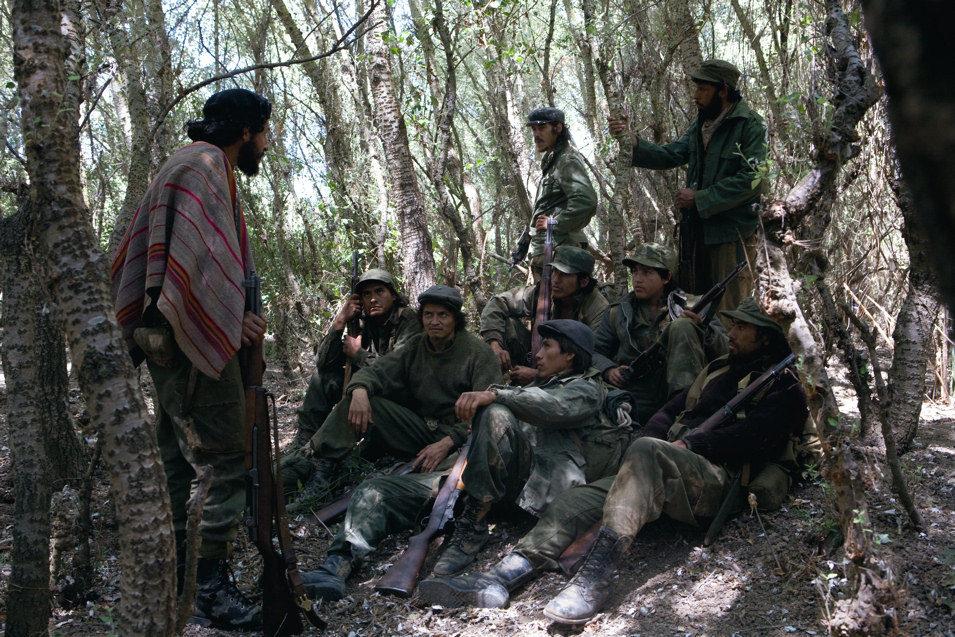 Che, Guerrilla, fotograma 4 de 14