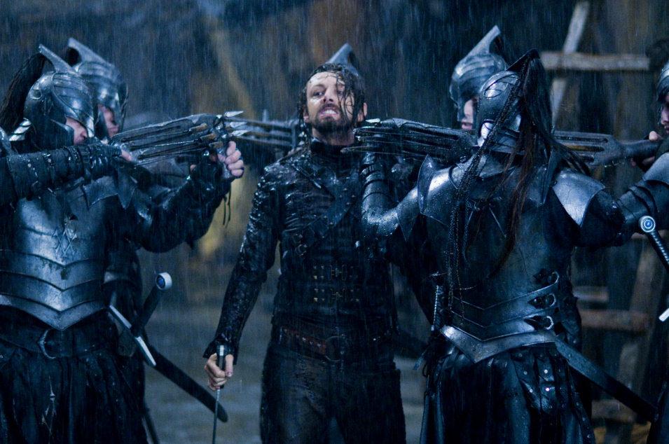 Underworld: La rebelión de los licántropos, fotograma 33 de 47