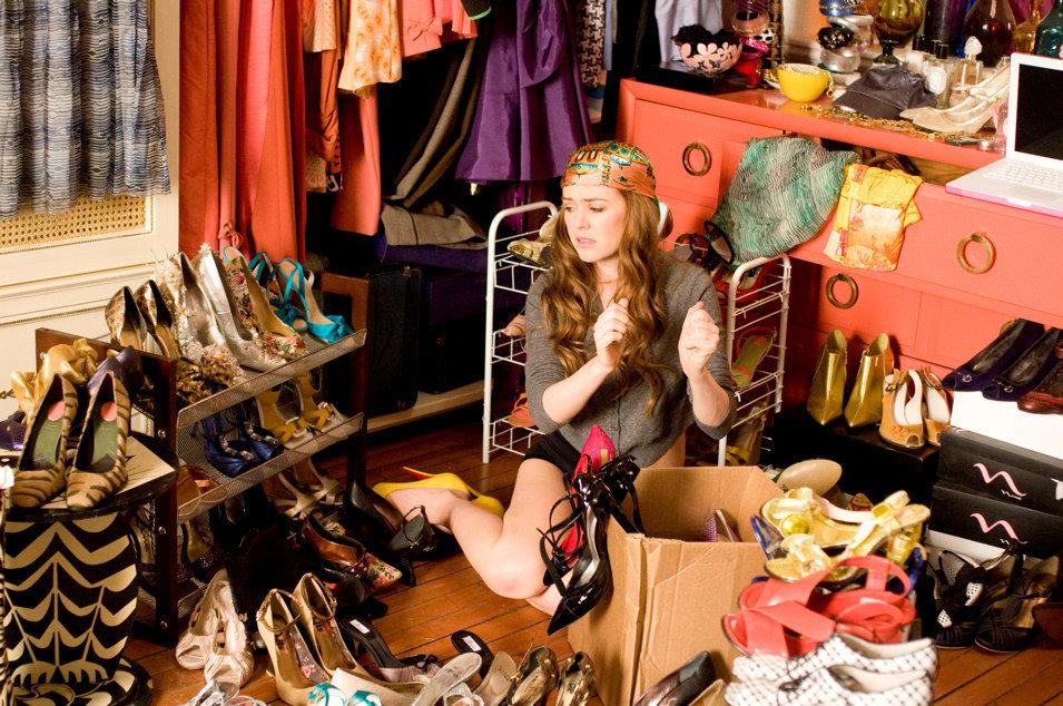 Confesiones de una compradora compulsiva, fotograma 25 de 34