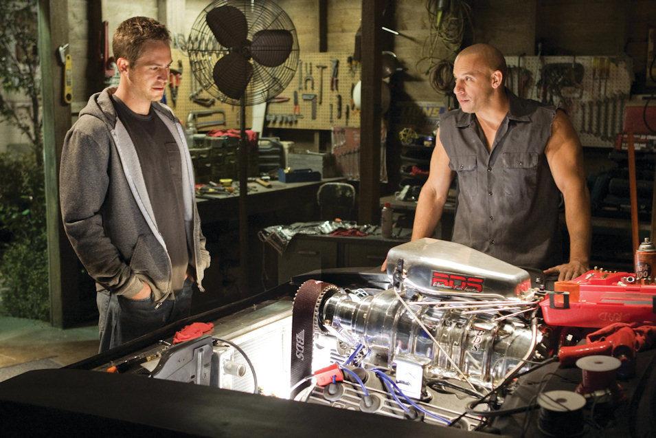 Fast & Furious: Aún más rápido, fotograma 1 de 34