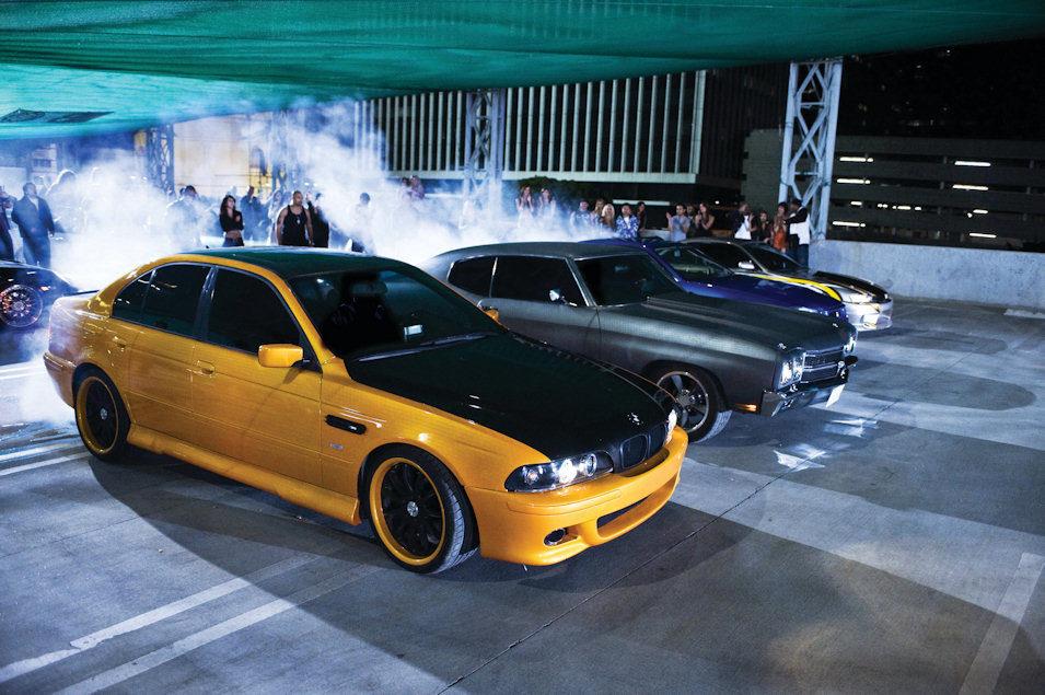 Fast & Furious: Aún más rápido, fotograma 13 de 34
