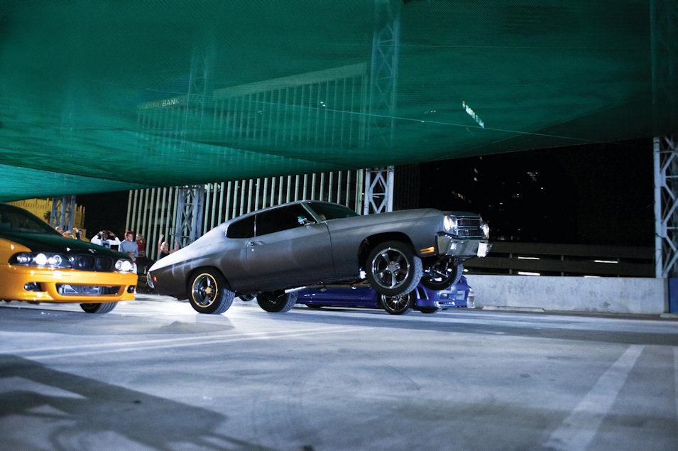 Fast & Furious: Aún más rápido, fotograma 14 de 34