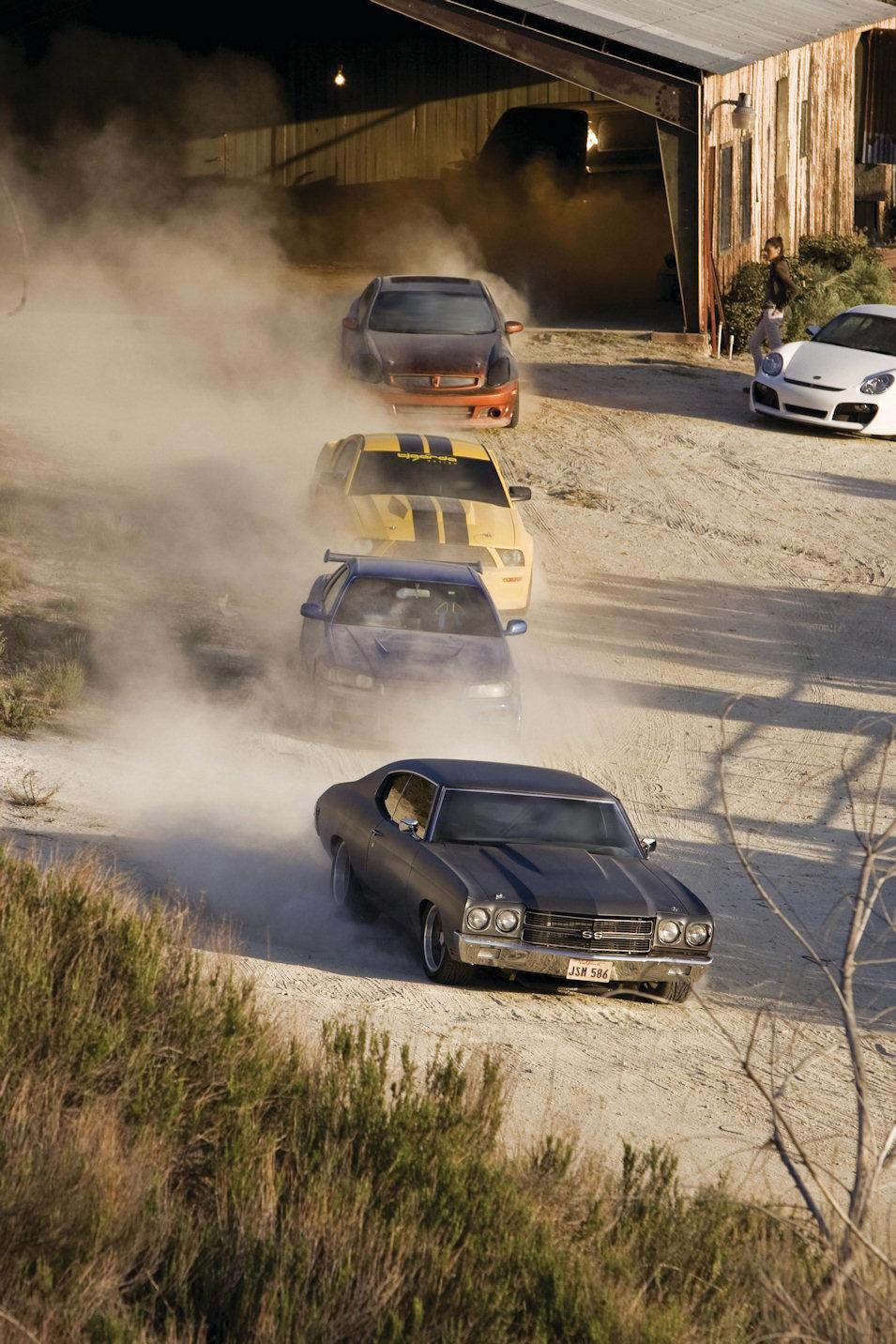 Fast & Furious: Aún más rápido, fotograma 20 de 34