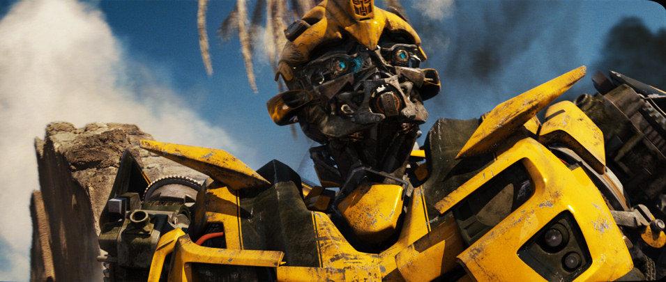 Transformers 2: La venganza de los caídos, fotograma 1 de 35