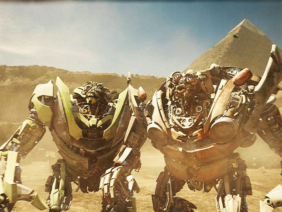 Transformers 2: La venganza de los caídos, fotograma 2 de 35