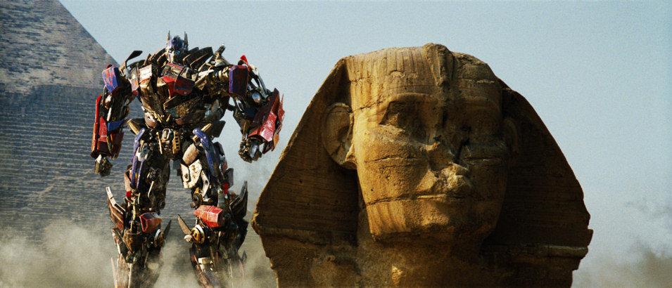 Transformers 2: La venganza de los caídos, fotograma 3 de 35