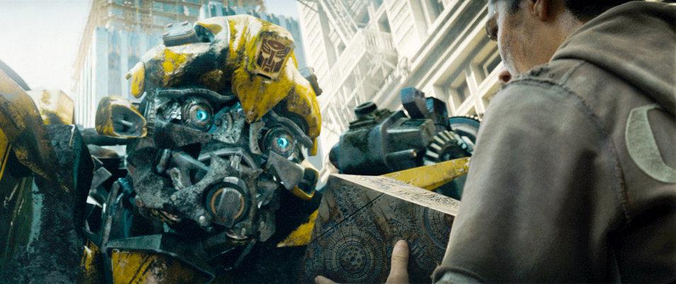 Transformers, fotograma 23 de 45