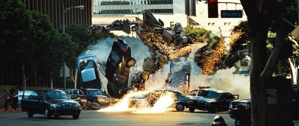 Transformers, fotograma 25 de 45