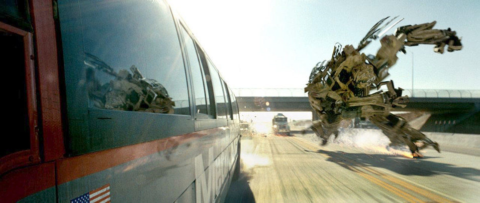 Transformers, fotograma 35 de 45