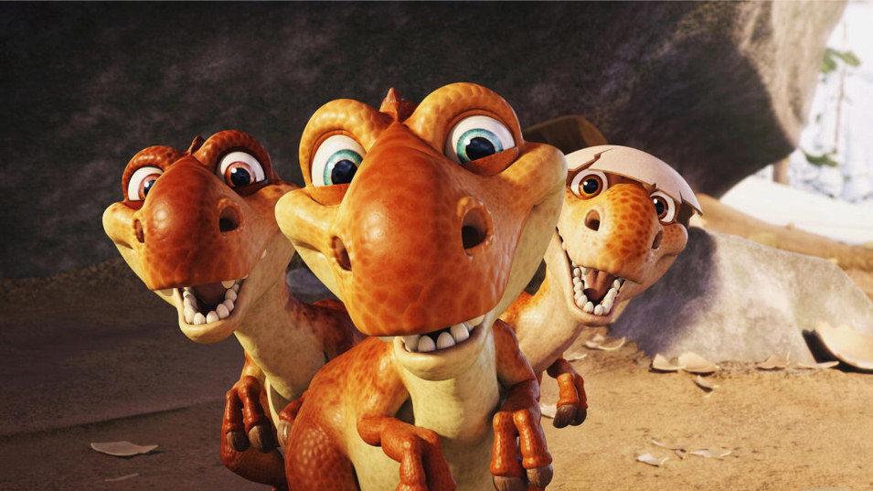 Ice Age 3: El origen de los dinosaurios, fotograma 2 de 20