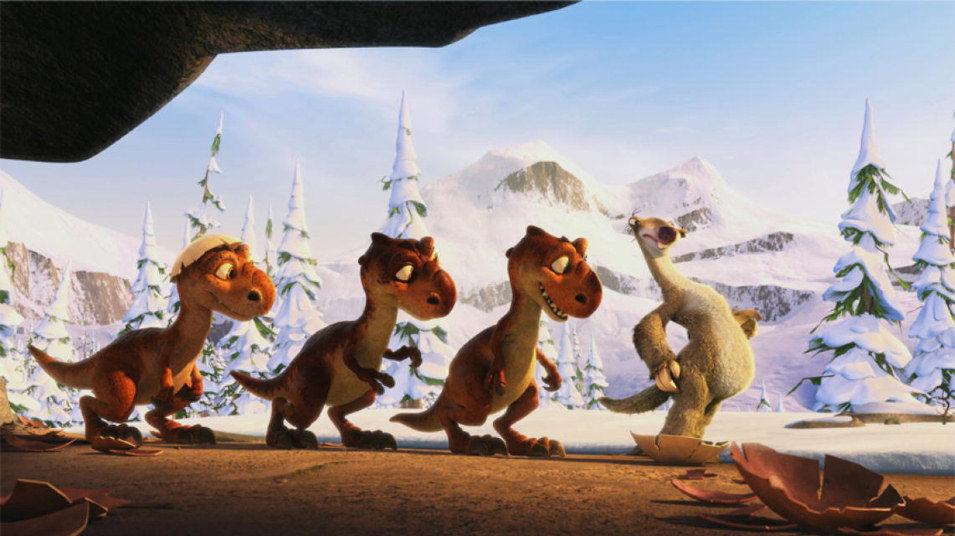 Ice Age 3: El origen de los dinosaurios, fotograma 3 de 20