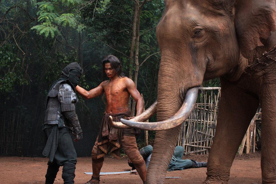 Ong Bak 2: La leyenda del Rey Elefante, fotograma 12 de 15