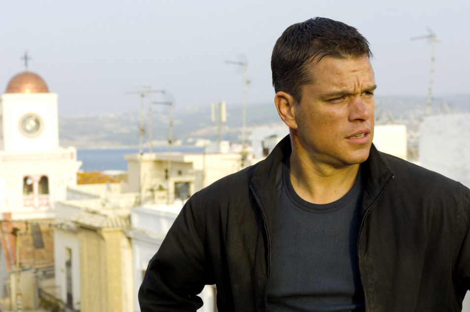 El ultimátum de Bourne, fotograma 3 de 17