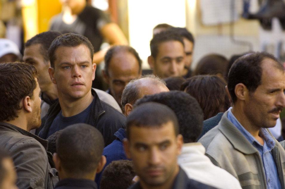El ultimátum de Bourne, fotograma 8 de 17