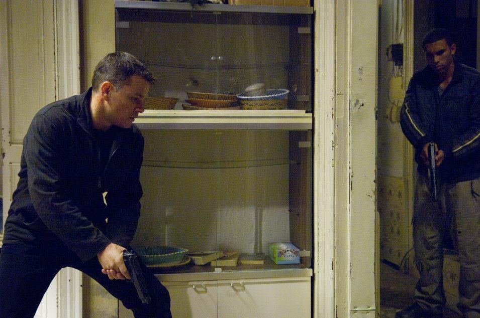 El ultimátum de Bourne, fotograma 11 de 17