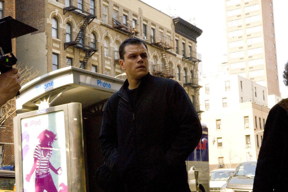 El ultimátum de Bourne, fotograma 17 de 17