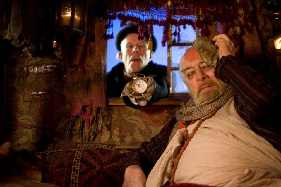 El imaginario del Doctor Parnassus, fotograma 4 de 31