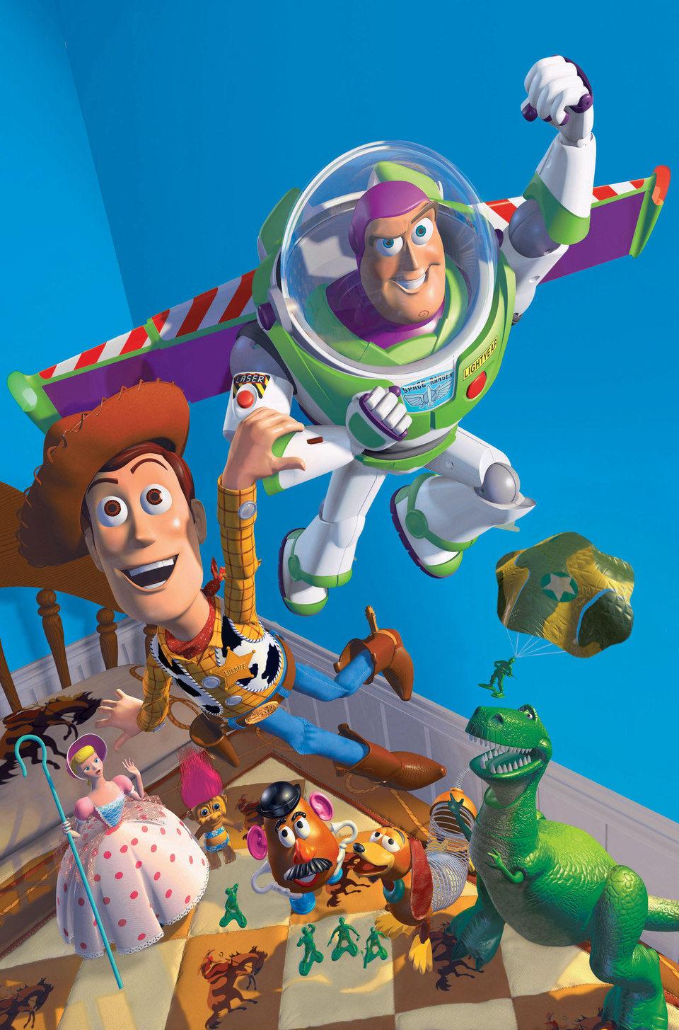 Toy Story 3D, fotograma 2 de 10