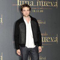 Robert Pattinson en el Hotel Villa Magna