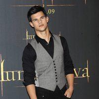 Taylor Lautner en Madrid